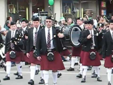 St Patricks Day - Huntington, NY -March 14, 2010  Www.reinwaldsbakery.com