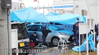 11日午後4時頃、大阪府泉佐野市で男性が刺され、コンビニエンススト...