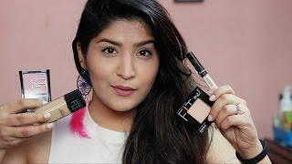 *NEW* Complete Maybelline Fit Me Range Review and Demo