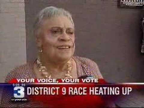 Maxine Smith, Isaac Hayes Endorse Congressman Cohen