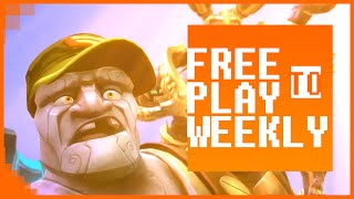 Free To Play Weekly: Wildstar Officially Going Free To Play! Ep. 172