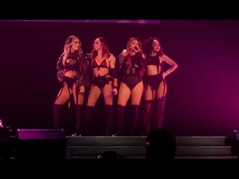Shout Out to My Ex - Little Mix - Live - Dangerous Woman Tour - Salt Lake City, UT 3/21/17