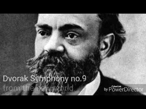 "Dvorak Symphony no.9 "" from the new world"""