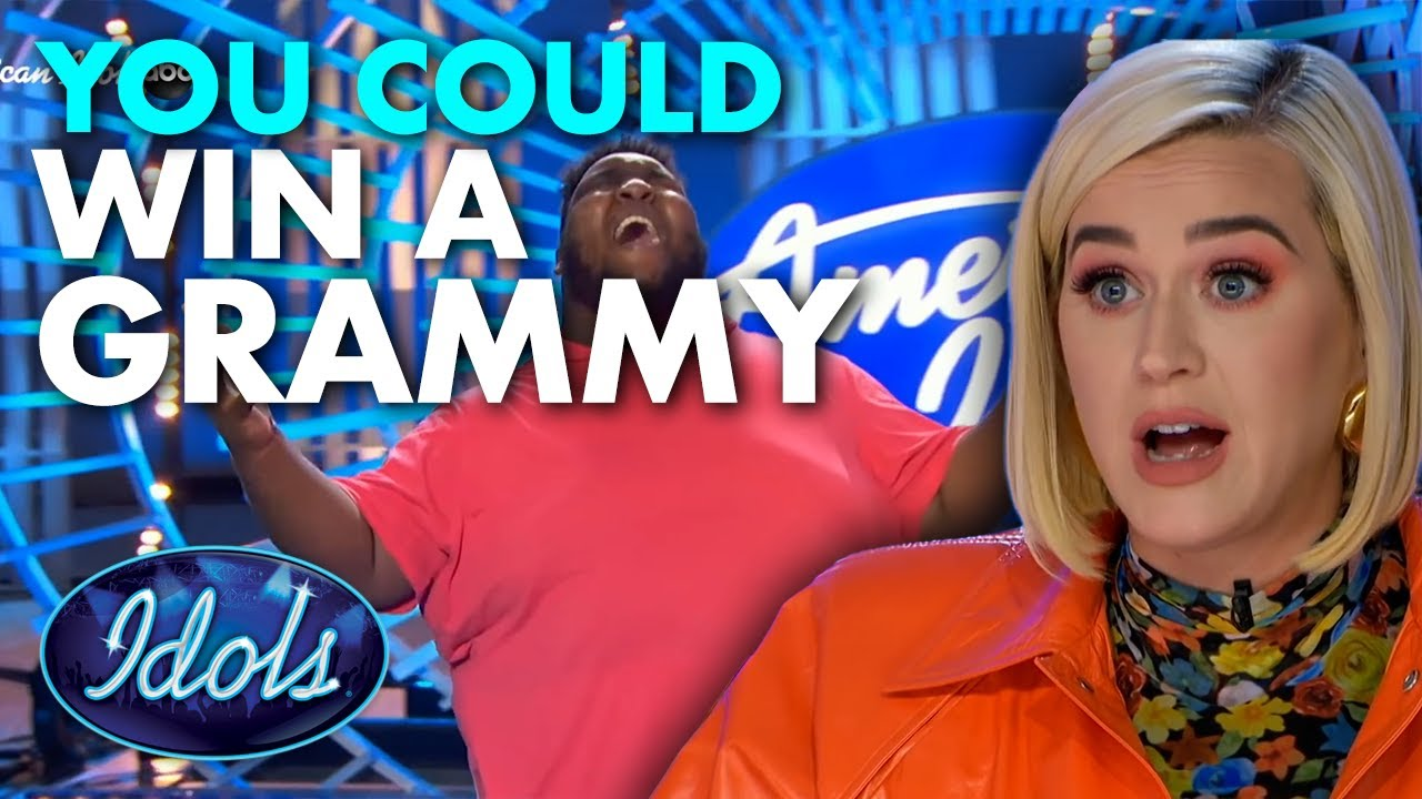 YOU COULD WIN A GRAMMY ! | Idols Global