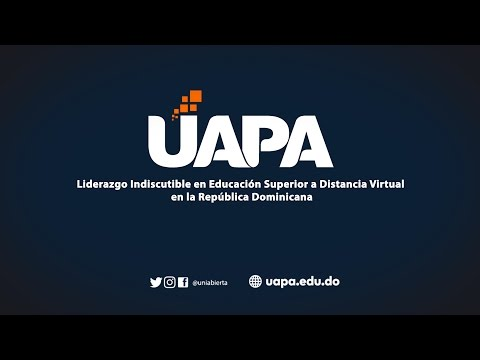 VIDEO INSTITUCIONAL UAPA 2017