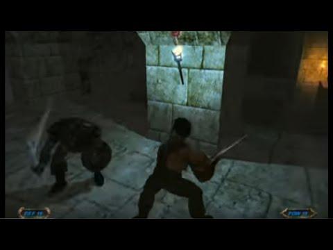 Blade of Darkness: KILLS & FIGHTS / gameplay mix v1