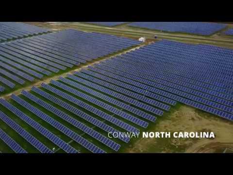 Solar Array in Conway, North Carolina | RPCS