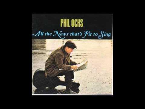 Phil Ochs; Knock on The Door