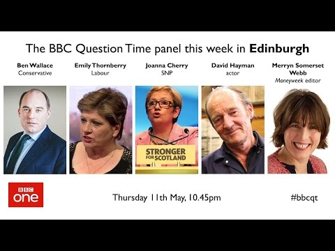 Question Time 11/5/17: 1970s Labour manifesto, Tory Indyref2, and OAP Brexit