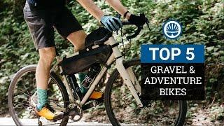 Top 5 - 2017 Gravel Bikes