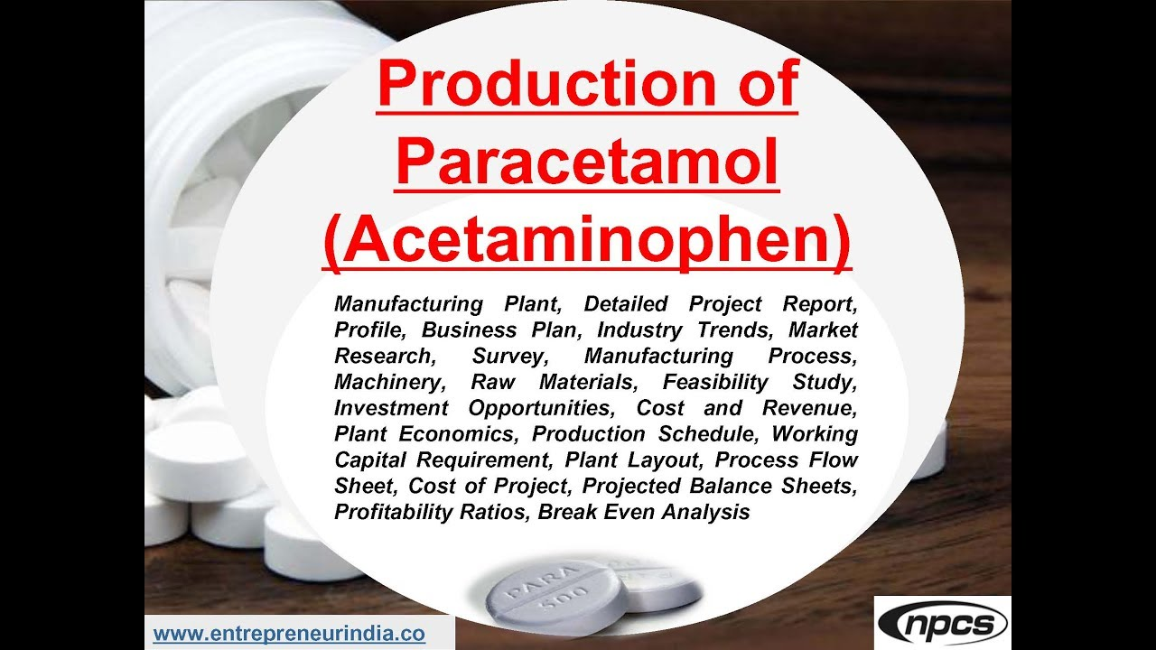 laboratory preparation of paracetamol