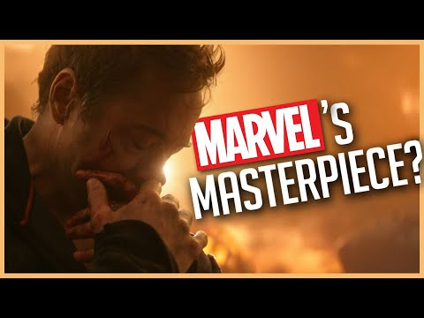 INFINITY WAR: Marvel's Masterpiece?