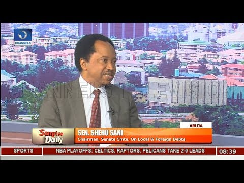 Impression That May Incite Populace Against Senate Was Created By Omo-Agege, Cohorts--Sani Pt.1
