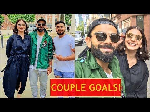 Anushka Sharma and Virat Kohli enjoy a romantic stroll in Manchester Mp3