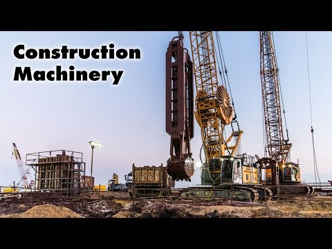 Liebherr – Amazing Construction Machinery Impressions