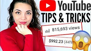 REAL Tips, Tricks & Expert Advice on STARTING A YOUTUBE CHANNEL
