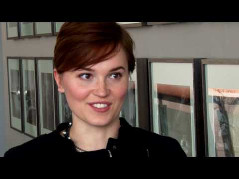 Veronica Roth Interview Part #1