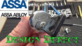 (632) Exploiting Abloy's Design Defect