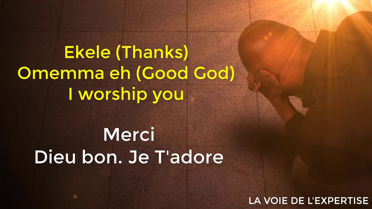 Download SINACH FT NOLLY - OMEMMA - Traduction française