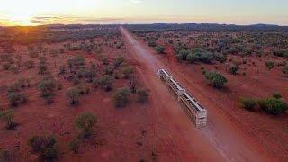 Härte, Herz und Dosenbier - von Sydney ins Outback [Doku HD]