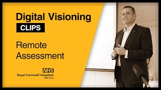 In this clip from the digital visioning conference, stephen slough, cio dorset ccg, talks about their trial of a remote consultation app - nhs attend anywher...