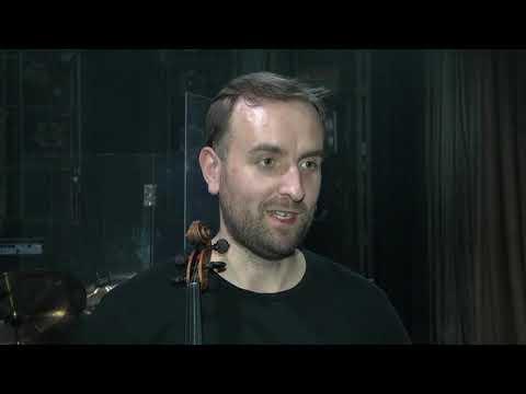 Поговоримо про музику. Олександр Божик
