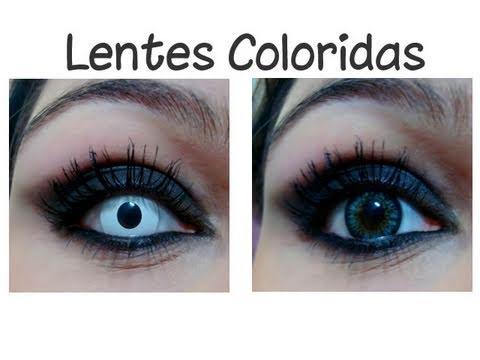 74ad96f633386 E-Circlelens - Lentes de Contato Coloridas! - YouTube