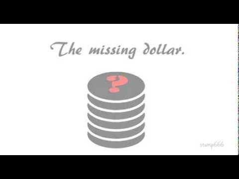 The Missing Dollar - Brain Teaser