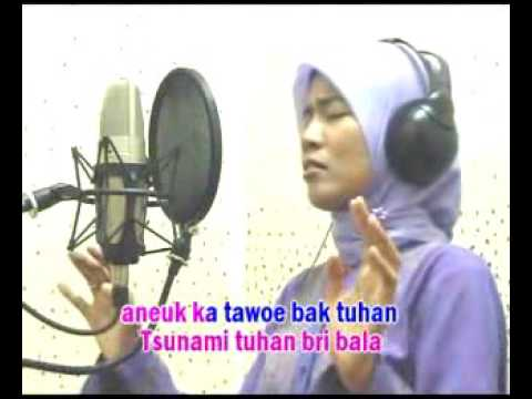 tsunami lagu aceh