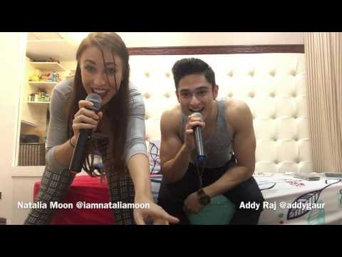 Dati by Sam Conception Cover Addy Raj and Natalia Moon karaoke