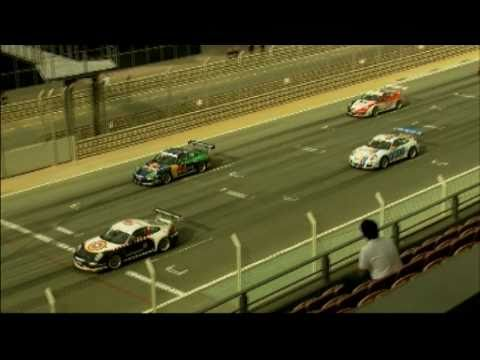 Porsche GT3 Cup Challenge Middle East Rounds 9 - 12