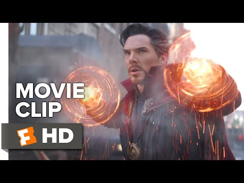 Avengers: Infinity War Movie Clip - Earth is Closed (2018) | Movieclips Coming Soon