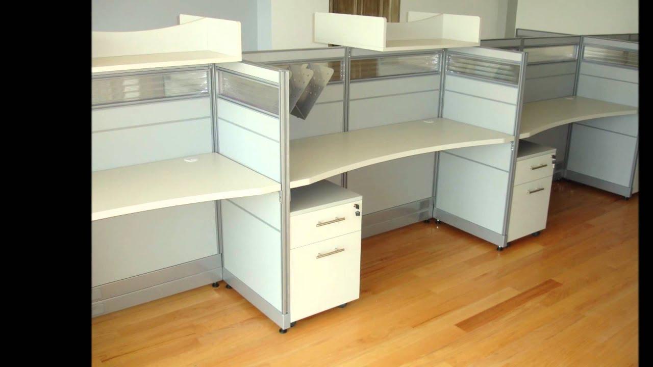 Dise o mobiliario de oficina youtube for Mobiliario de diseno