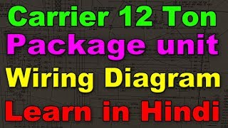 Carrier package wiring diagram practically learn very good this video