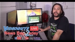 Best of Videoguys NewsDay 2sDay Live Webinar