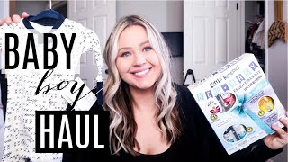 BABY BOY HAUL | Clothes, Gear, Postpartum