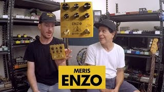 Zapętlaj Pedals and Effects: Enzo by Meris | Pedals and Effects