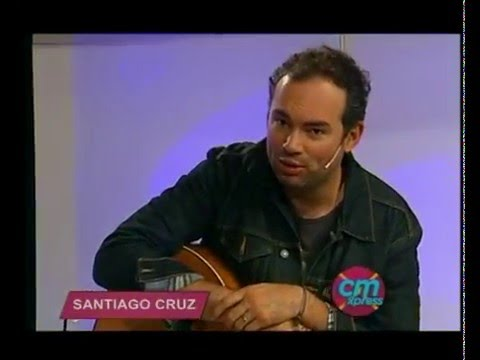 Santiago Cruz - Entrevista Argentina 2015
