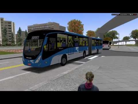 [OMSI 2] BRT TransMunicipal Expresso - Mapa Savoy 9 By Marco