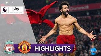 Anfield bebt! Reds bauen Vorsprung aus | Liverpool - Manchester United 2:0 | Highlights
