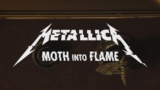 Смотреть клип Metallica - Moth Into Flame