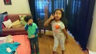 super cute Apdi Pode Podi dance
