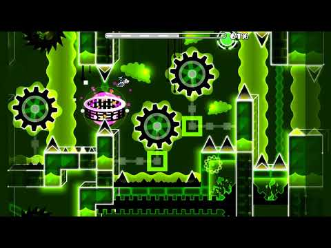 Geometry Dash - Deadly Impact (100%) ~ Ultra Easy Demon by Xaro and FunnyGame