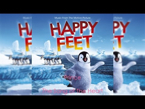 Prince - The Song of The Heart (Happy Feet 2006)