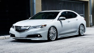 "Acura TLX | Vossen 20"" VFS-2 Concave Wheels"
