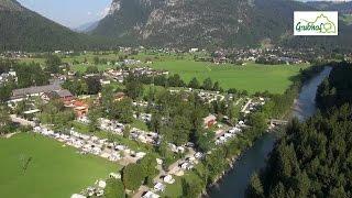 Кепинг Грубхов Австрия Camping Grubhof Land Salzburg Austria