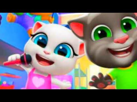 My Talking Tom Friends | Gameplay - Walkthrough - Part 6 [iOS - Android]