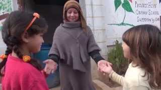 İHH'nın 50 bininci yetimi Suriyeli Reyyan oldu