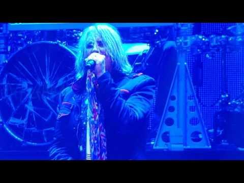 DEF LEPPARD (Live) FOOLIN', May 10, 2016, Bossier City, LA, CenturyTel Center