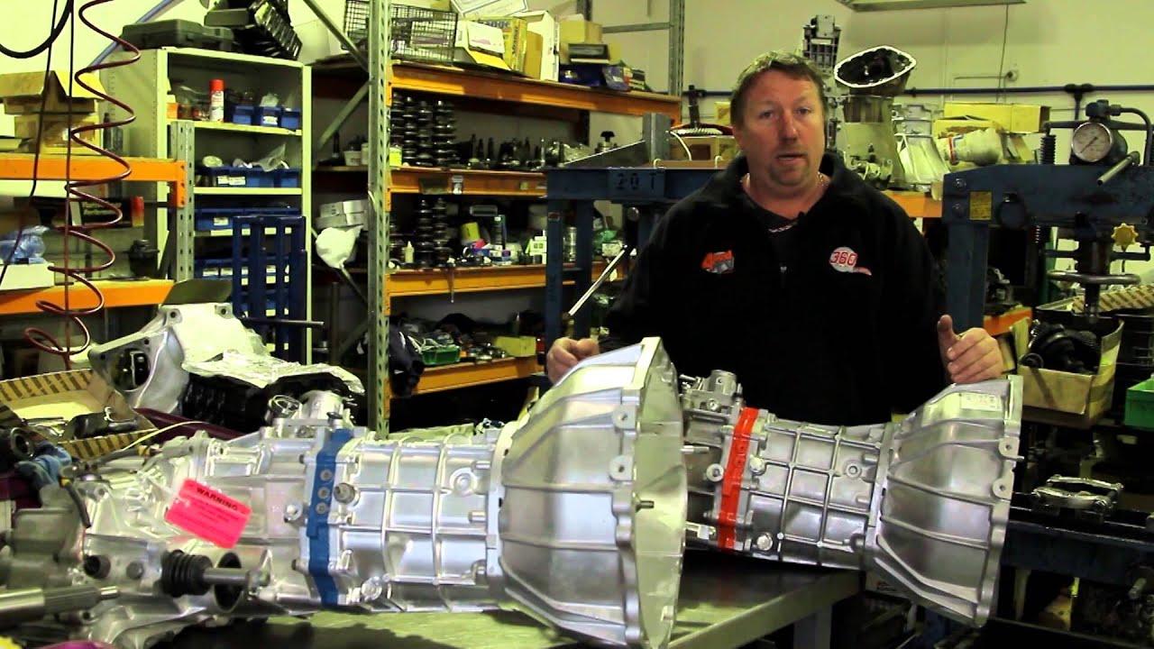 78  U0026 79 Series Landcruiser Gearbox - Part 1